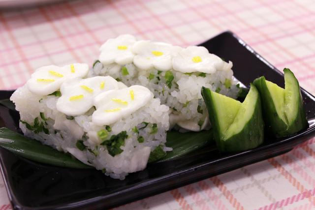 カブライ酢ボック寿司