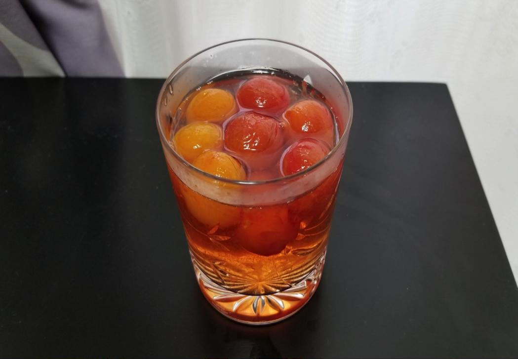 トマトのデザートビネガー