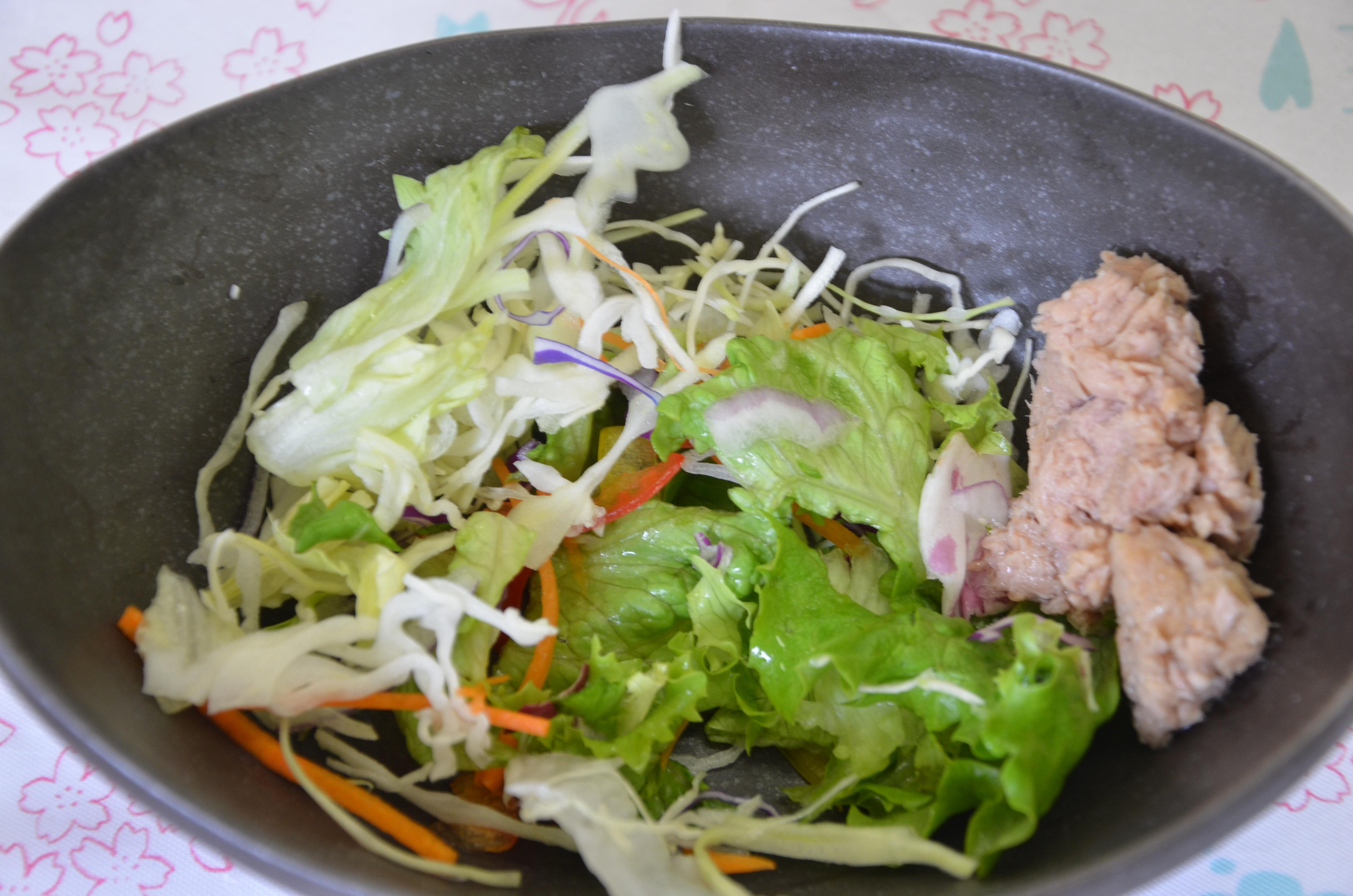 キャロットサラダ〜燻製酢 薫〜